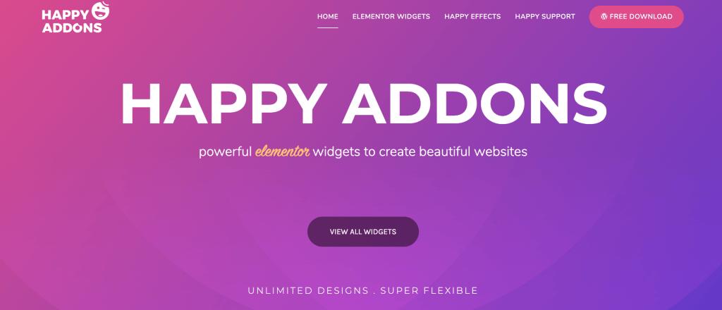 Happy-Addons