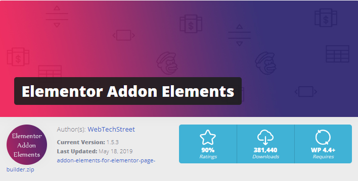 Elementor Addon and Elements