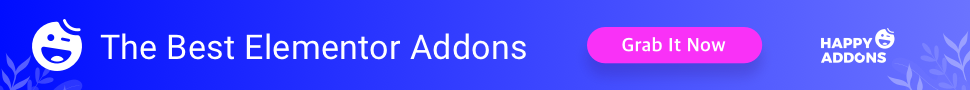 HappyAddons updates