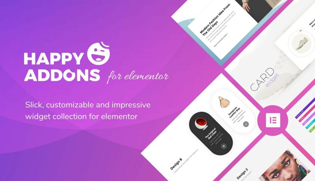 HappyAddons for Elementor