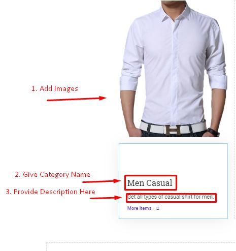 Adding Images details