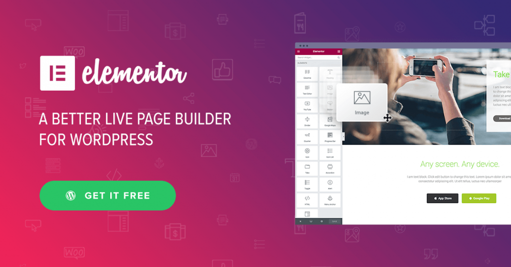 how-to-use-Elementor-page-builder
