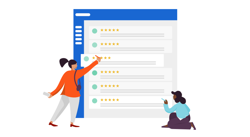 strategies for customer review