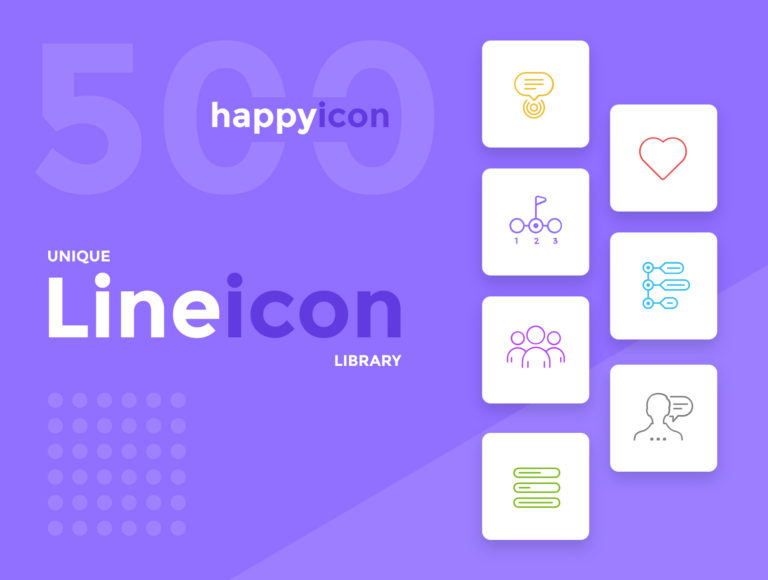 HappyAddons Line Icon for Elementor Page Builder