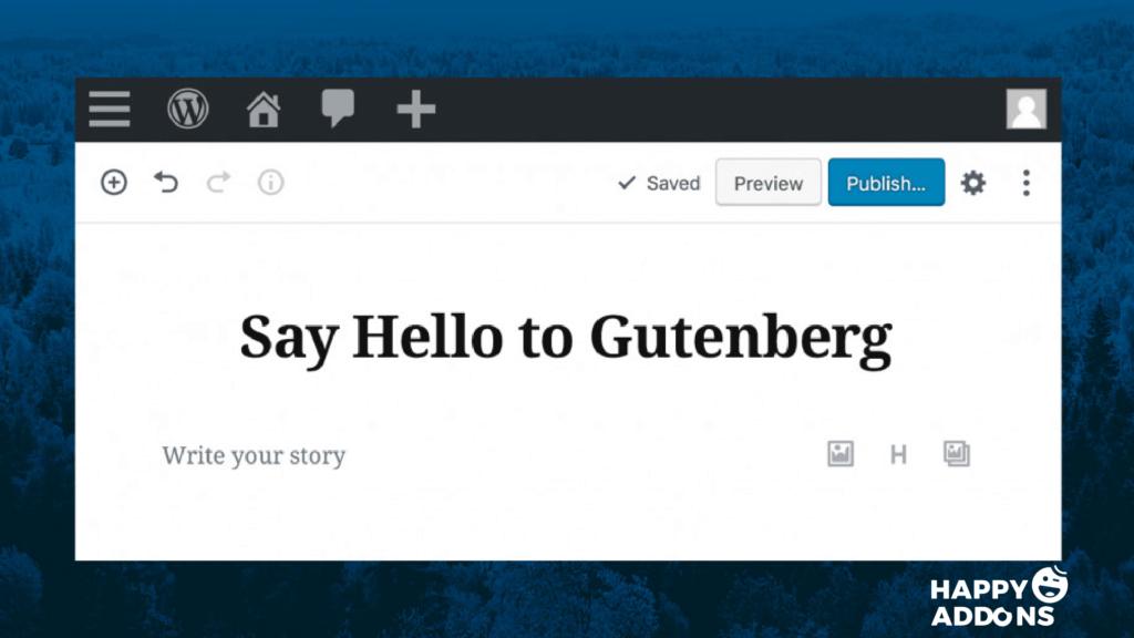 Guteneberg Block Editor_top elementor faq answered