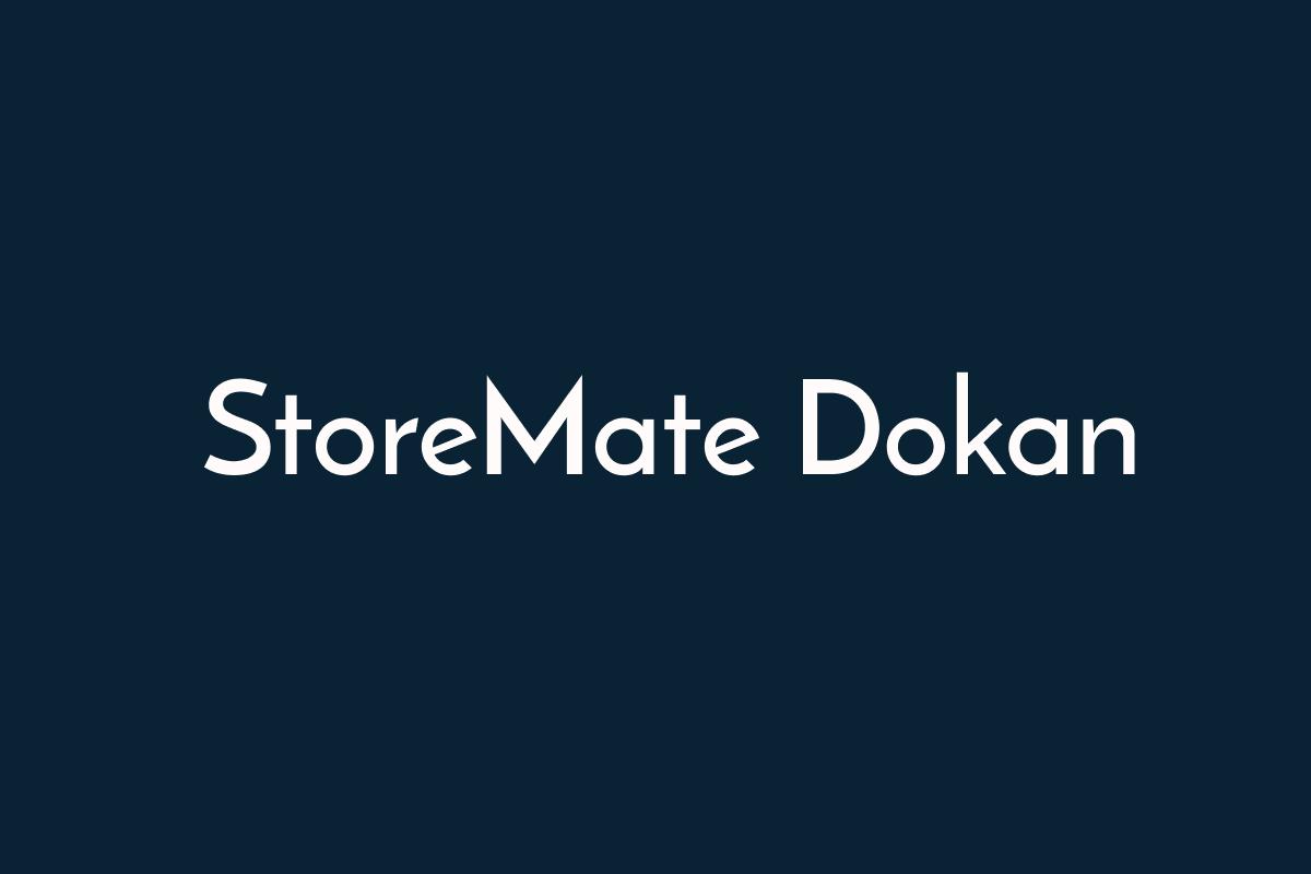 Storemate Dokan