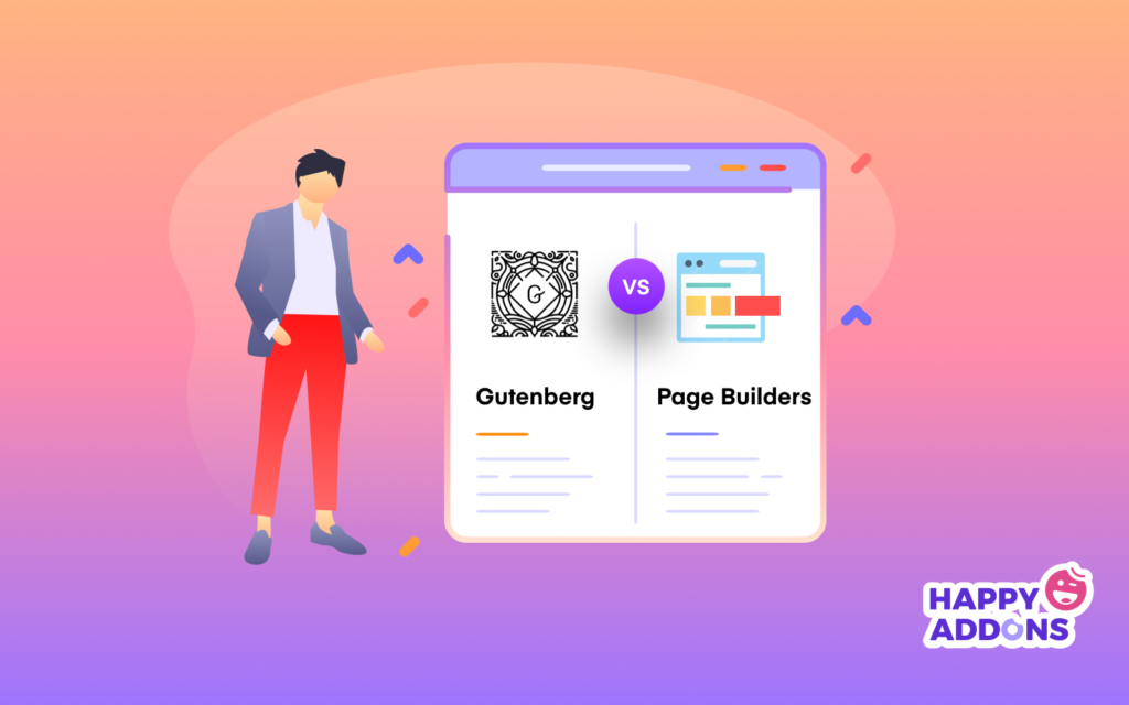 Gutenberg vs Page Builders