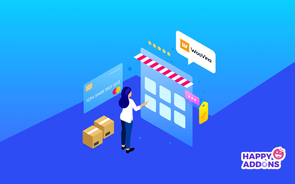 WooVina is The E-commerce Platform for Small Businesses