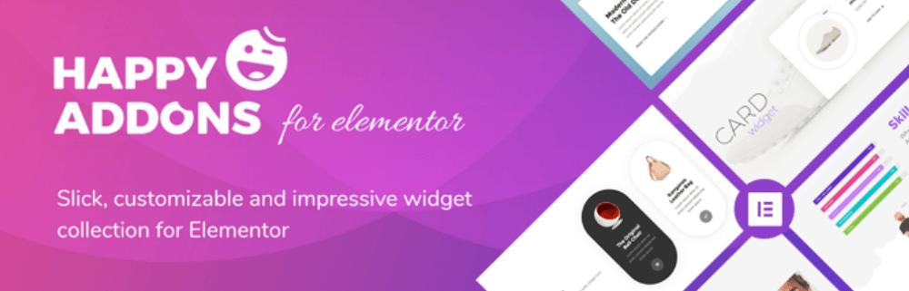 Happy Elementor Addons