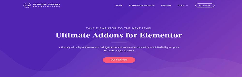 Ultimate Elementor Addons