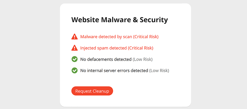 How to remove malware by scanning