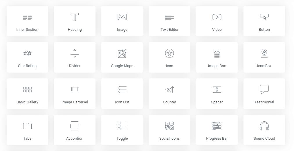 Elementor WordPress Plugin Glossary