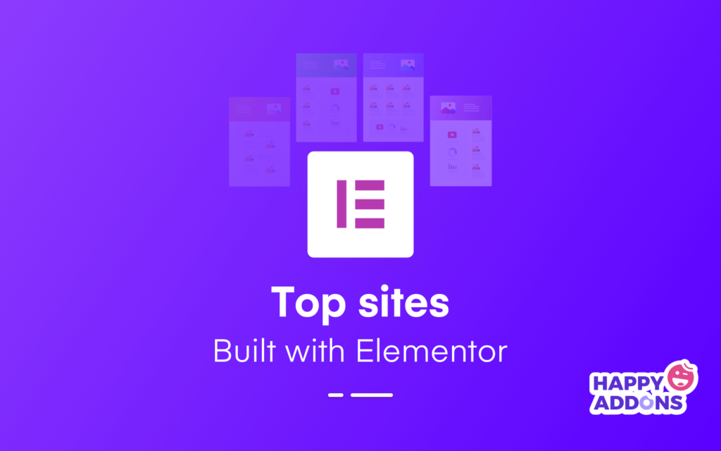 Top elementor websites