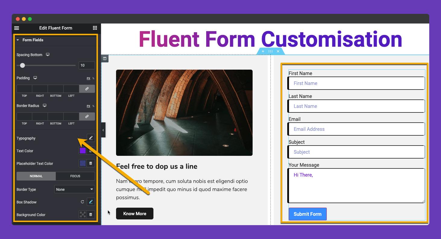 HappyAddons Fluent Form 4