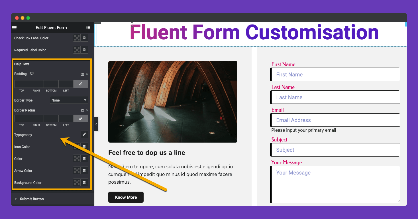 HappyAddons Fluent Form 6