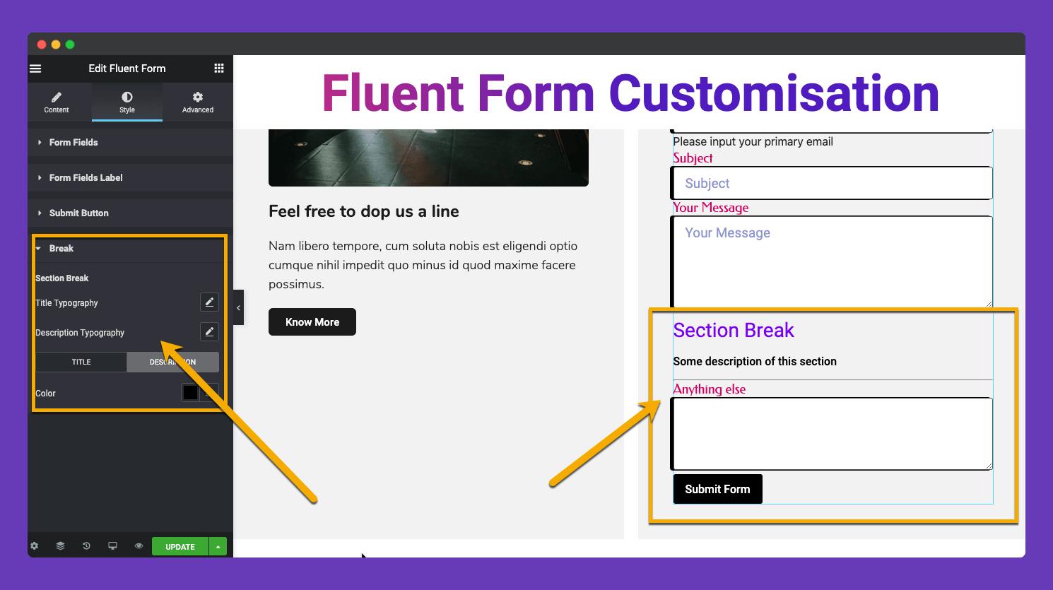 happyaddons fluent form 8