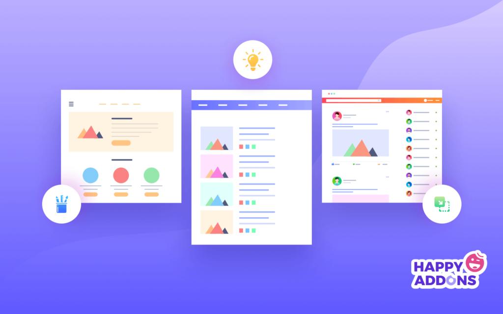 website designing template