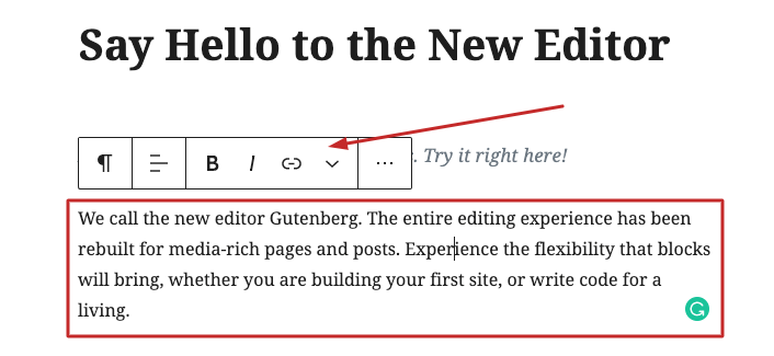 wordpress gutenberg editor in frequently asked gutenberg questions