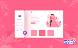 how to create a wedding website