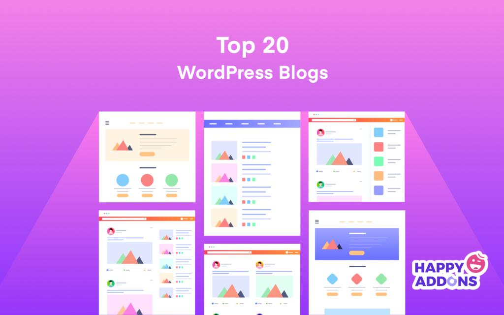 Top 20 WordPress Blogs