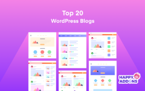 Top 20 WordPress Blogs