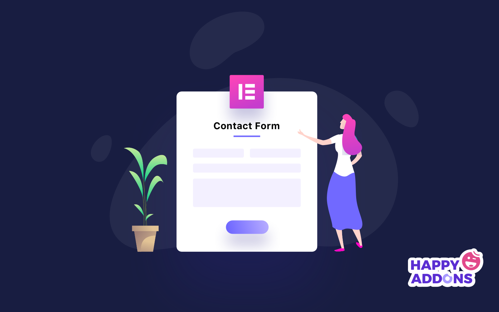Elementor contact form