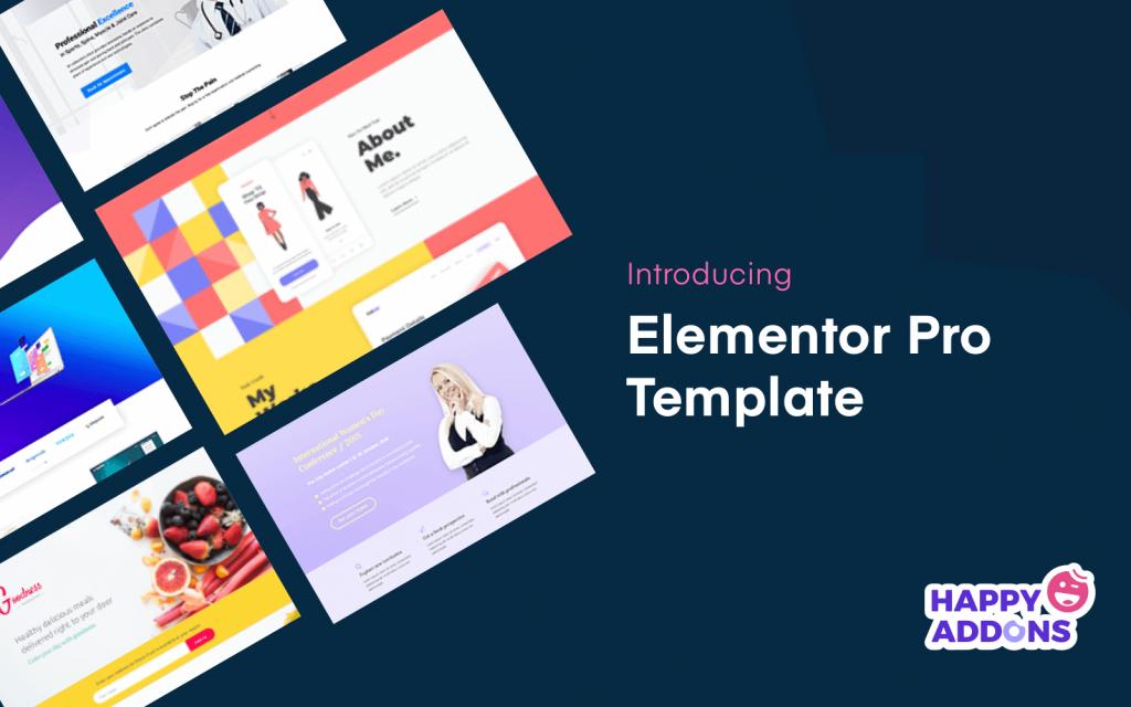 Introducing Elementor pro template (Elementor pro template) - 02