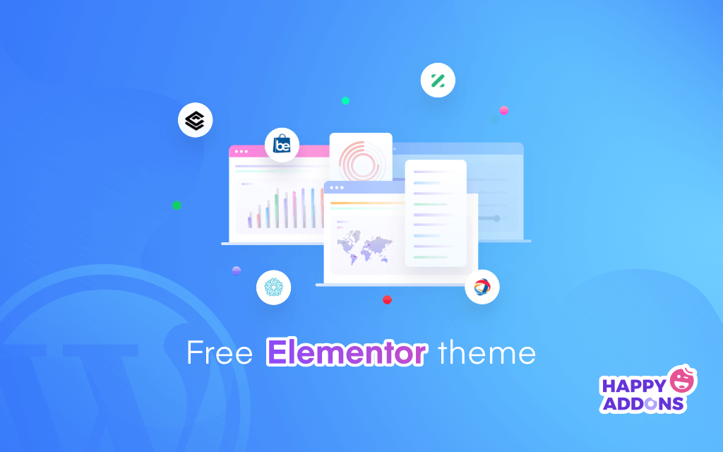best free themes for Elementor