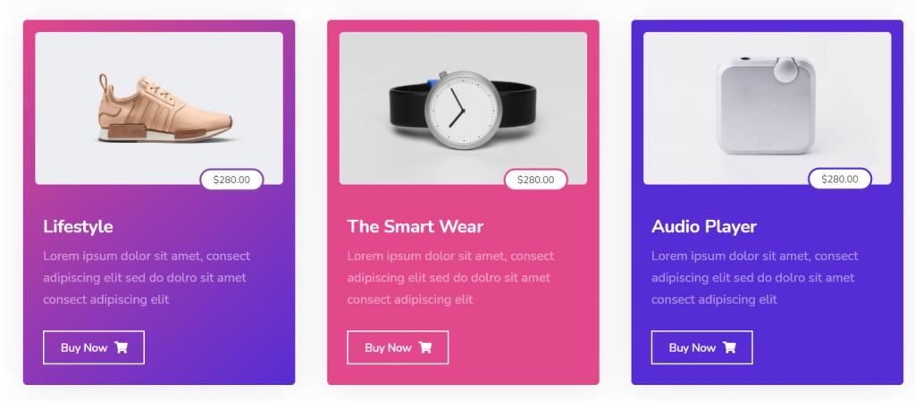 HappyAddons widgets for enhancing  design