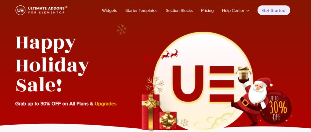 Ultimate Addons Christmas Deal