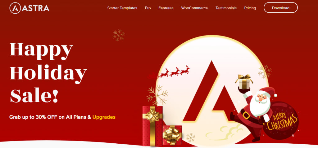 Astra Christmas Deal