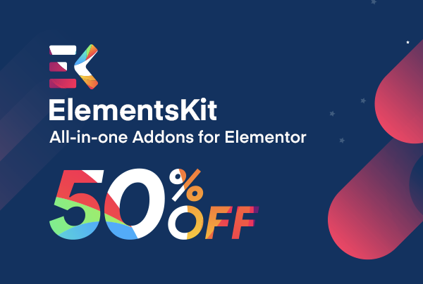 ElementsKit Christmas Deal