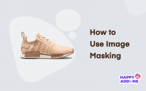 How to use image masking