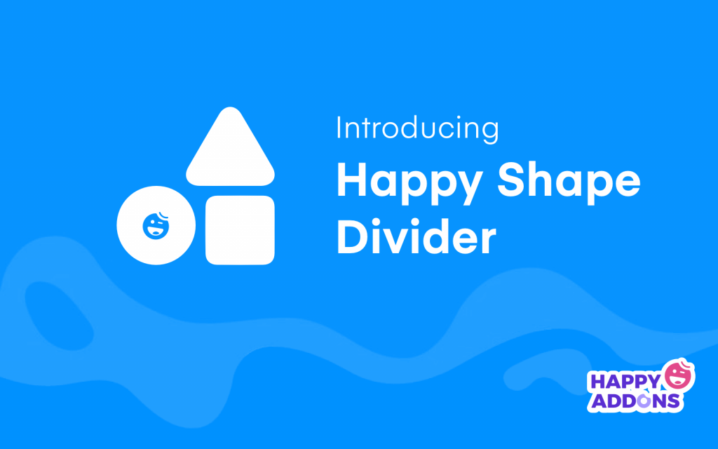 Introducing Happy Shape Divider