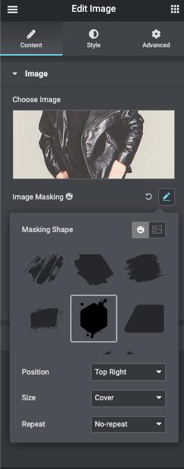 happy image masking