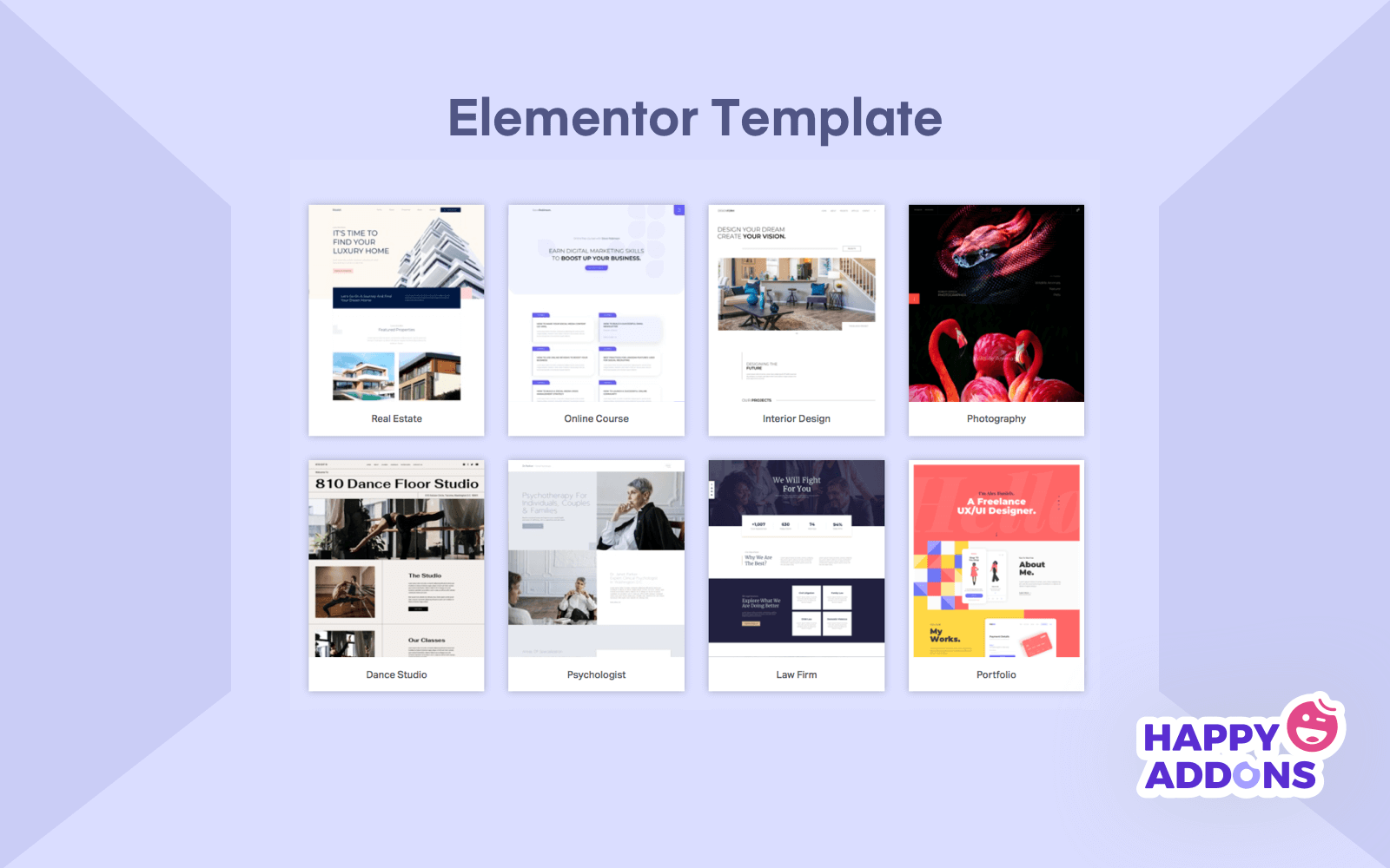 How to Use Free Elementor Website Templates