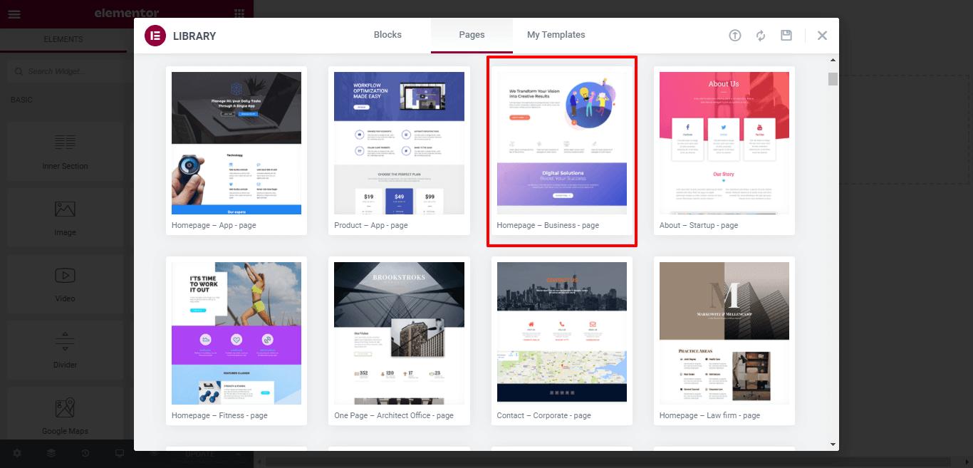 Select Digital Agency Template