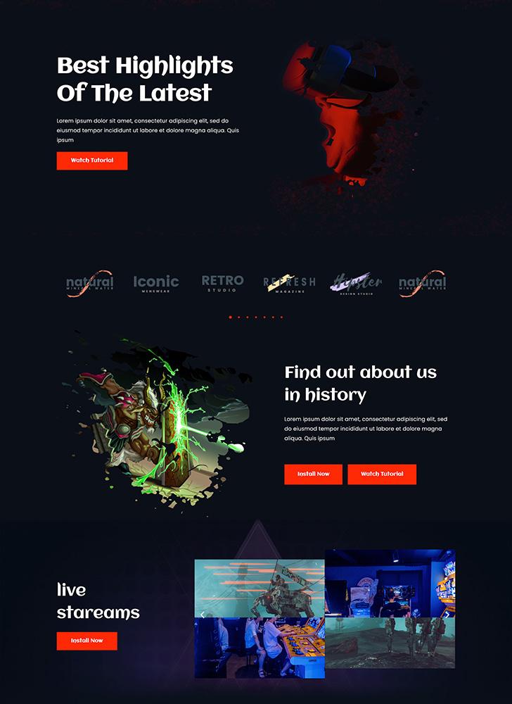 gaminge site 2
