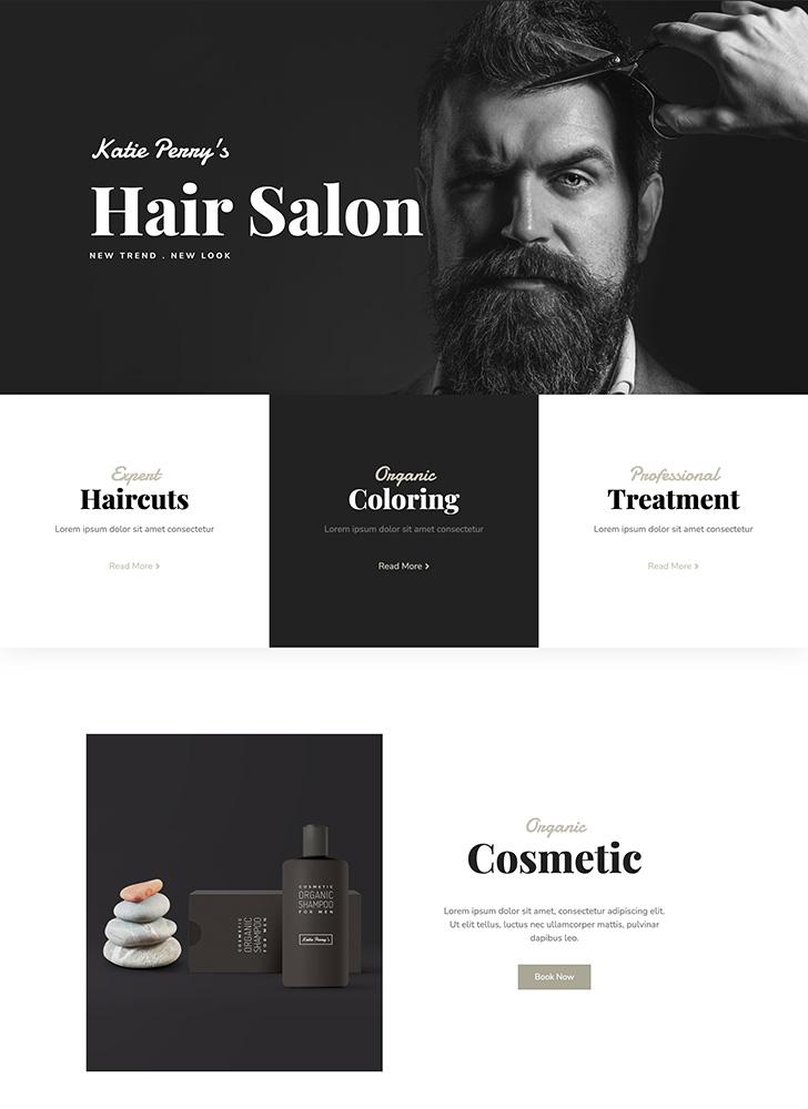 hair saloon 1