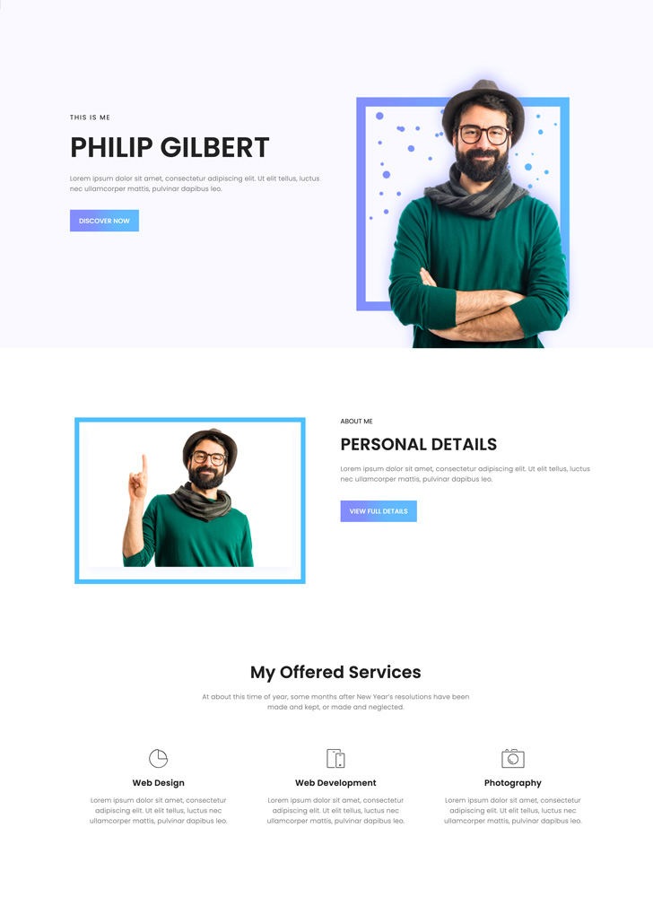 personal homepage2