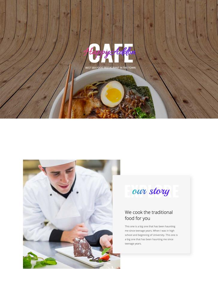 restaurant homepage1